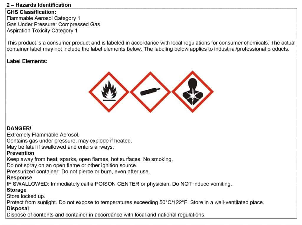 The Ultimate Guide to Safety Data Sheets – KHA Online-SDS