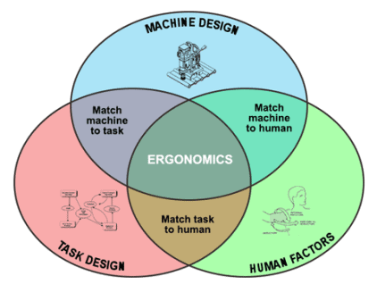Ergonomics Diagram