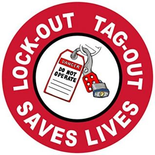 Lock Out / Tag Out Saves Lives