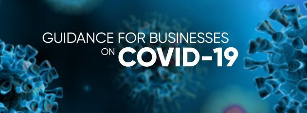 guidance for businesses on COVID
