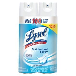 Lysol Disinfectant Spray Product